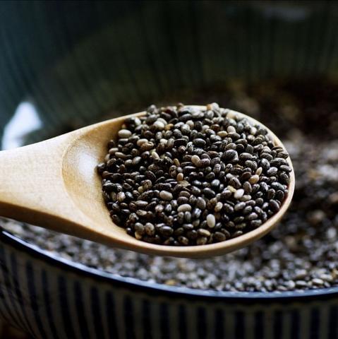 Чёрные семена чиа