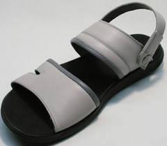 Сандалі босоніжки чоловічі Ikoc 3294-3 Gray.