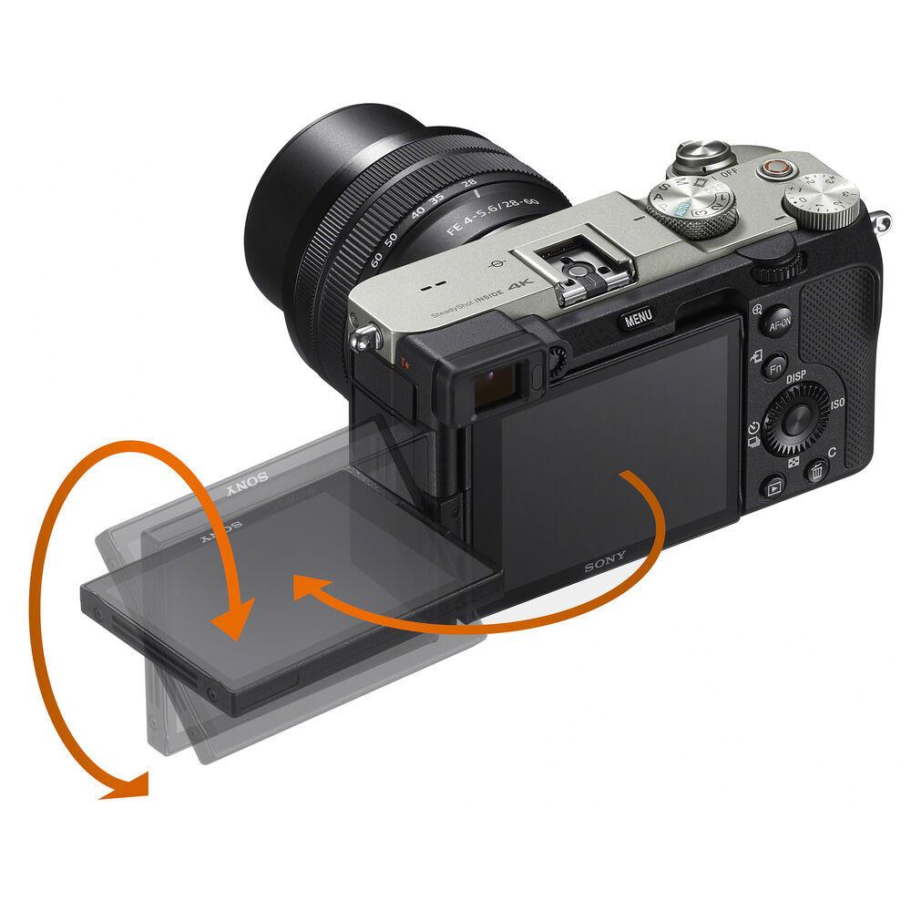 Купить Sony ILCE-7CLS в интернет-магазине Sony Centre Воронеж