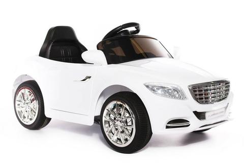 Детский электромобиль Mercedes (Мерседес) T007TT с дистанционным управлением белый