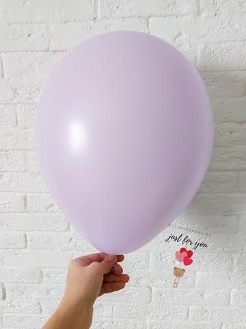 Лавандовый воздушный шар