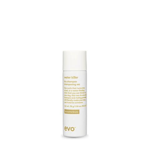 EVO Сухой шампунь-спрей полковник су-[хой] брю[нет] Water Killer Brunette Dry Shampoo