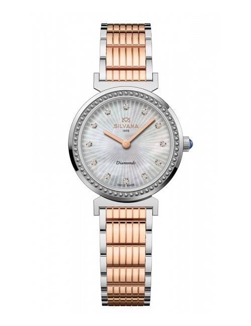 Часы женские Silvana SR30QBP45B Salem