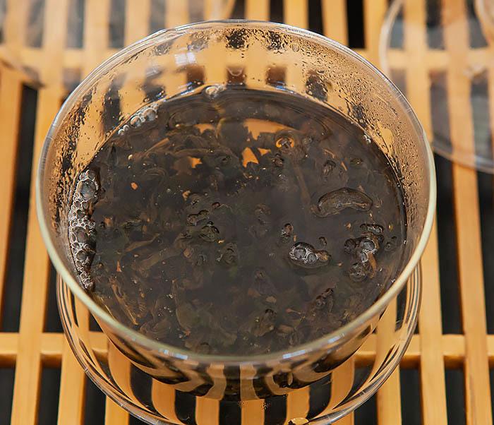 TEA-TAW101 Чай улун «ГАБА» Алишань (Тайвань, 50 гр) фото 08