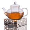 Стальная подставка для подогрева чайника