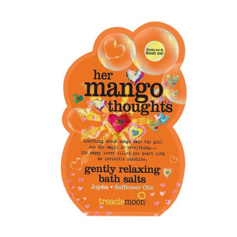 Treaclemoon Пена для ванны Задумчивое манго Her mango thoughts badesch, 80 g VO1F0178