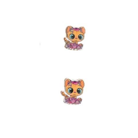 Котенок 2,5*3,5 см  арт250748 (в упаковке 2 шт)