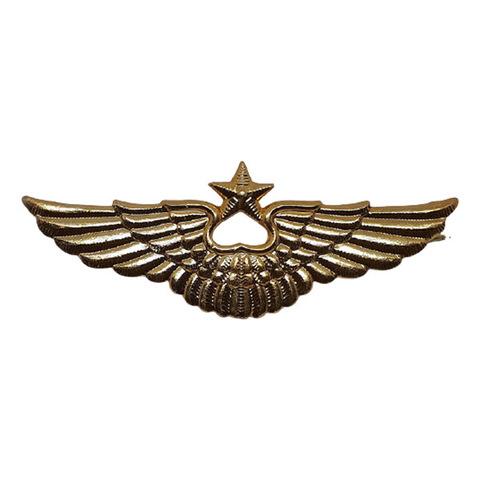 Эмблема на тулью ВВС металл.