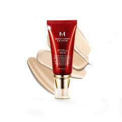 Krem \ Крем \ Cream M Perfect Cover BB Cream (SPF42/PA+++)  20ml  Light Beige