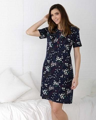 Ночная сорочка женская с короткими рукавами размер Massana ML_717260 3XL