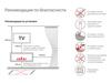 Инструкция по установке биокаминов под тв