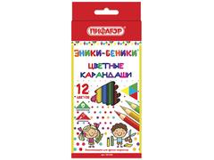 181346 карандаши цветные