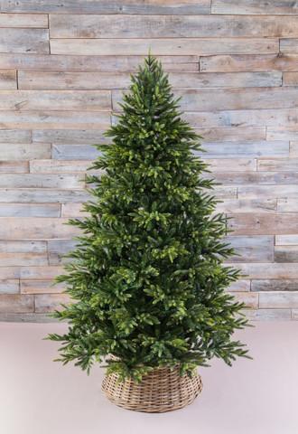 Искусственная елка Королевская Премиум 155 см зеленая