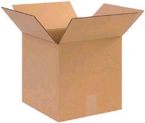 Картонная коробка 350х250х450мм (гофрокороб бурый)