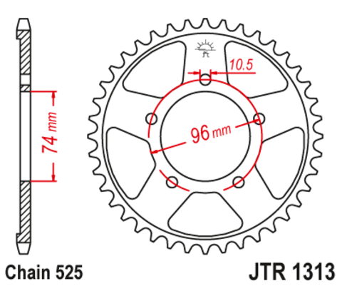 JTR1313