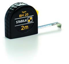 Карманная рулетка Stabila тип BM20 2 метра (арт. 16444)