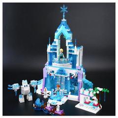 Холодное Сердце 10664 Волшебный ледяной замок Эльзы 709 дет. Конструктор