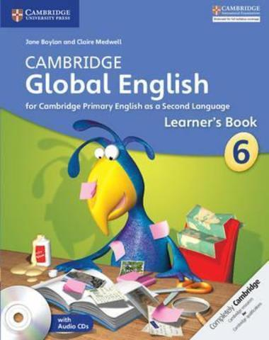 Cambridge Global English Stage 6,  Mixed Media,  1 Ed,