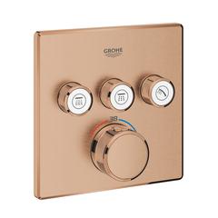 Термостат для душа встраиваемый на 3 потребителя Grohe Grohtherm SmartControl 29126DL0 фото