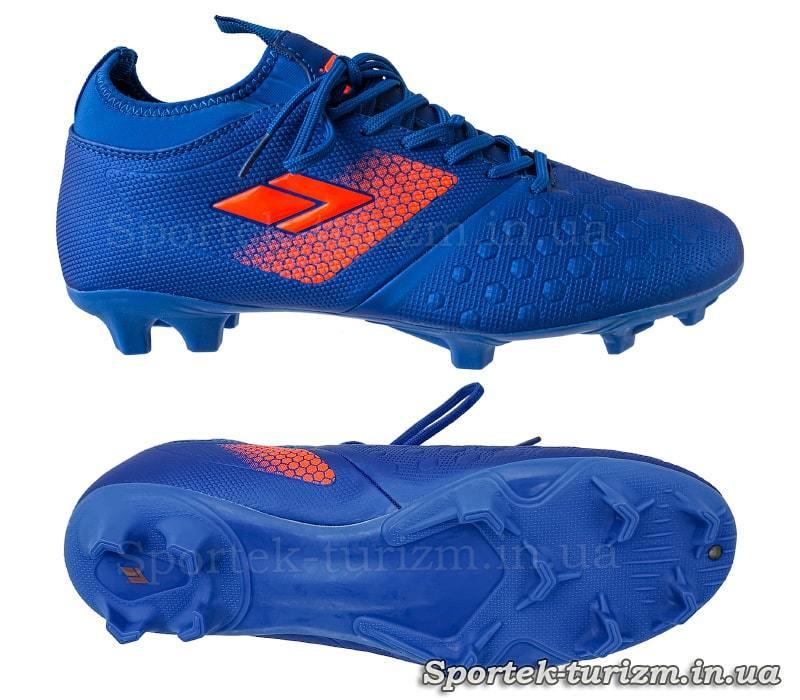 Бутси футбольні з носком OWAXX 180304-2 розмір 40-45