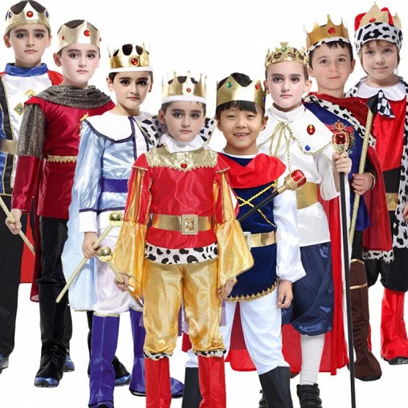 Костюм Короля детский в ассортименте
