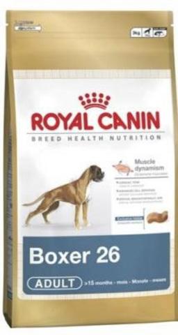 R.С. Боксер-26 д/собак старше 15 месяцев 12кг