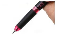 Механический карандаш 0,5 мм Pilot Delful (Black & Pink)