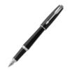 Parker Urban Core - Muted Black CT, перьевая ручка, F