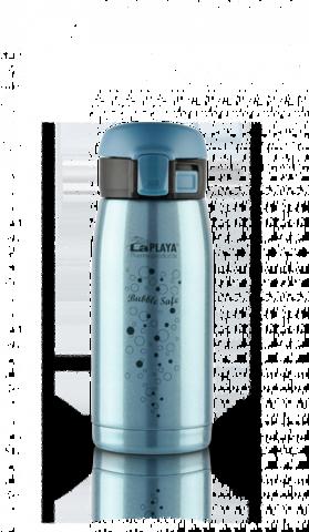 Термокружка LaPlaya Travel Tumbler Bubble Safe (0,35 литра), голубой