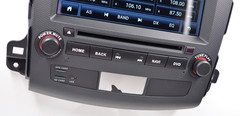 Магнитола Mitsubishi Outlander 2007 - 2012 Android 9.0 4/32 IPS модель GF8710A