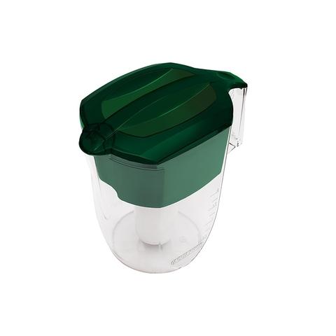 Водоочиститель Кувшин модель Аквафор Кантри (зеленый), арт.а2857