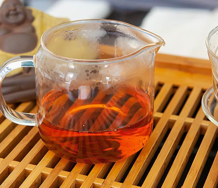 TEA-TAW101 Чай улун «ГАБА» Алишань (Тайвань, 50 гр) фото 10