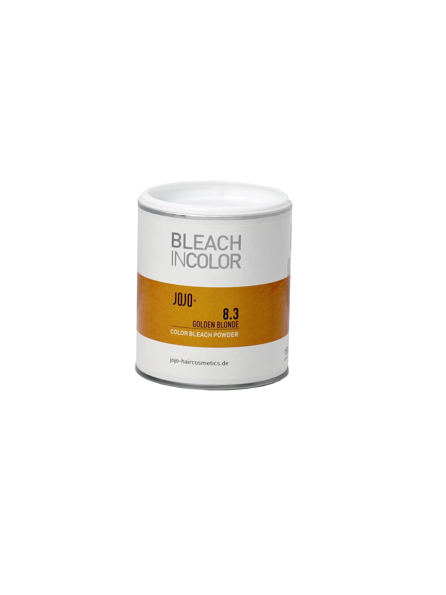 Порошок для осветления волос 8.3 golden blonde