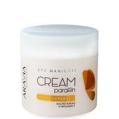 "ARAVIA Professional, Крем-парафин ""Creamy Chocolate"" с маслом какао, 300 мл"