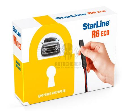 Реле StarLine R6 eco