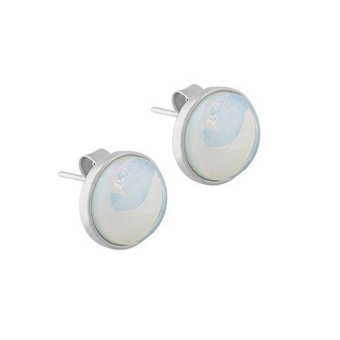 Пусеты Pearl Opaline A1992.25 BW/S