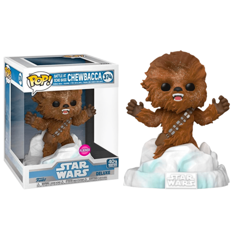 Chewbacca (Battle at Echo Base) Funko Pop! Vinyl Figure || Чубакка