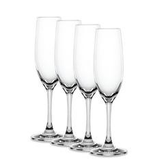 Бокалы для шампанского «Winelovers», 4 шт, 190 мл, фото 2