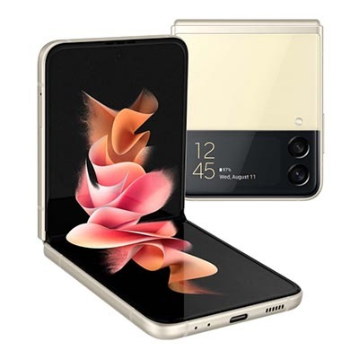 Samsung Galaxy Z Flip 3, 8/256 ГБ, бежевый