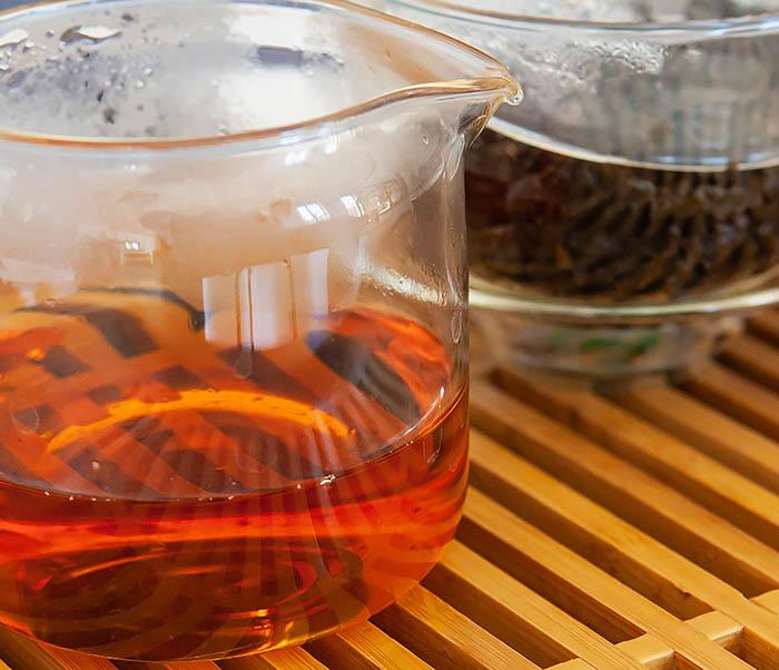 TEA-TAW101 Чай улун «ГАБА» Алишань (Тайвань, 50 гр) фото 11