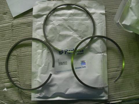 Поршневые кольца, комплект на 1 поршень / KIT, PISTON RIN АРТ: 992-780