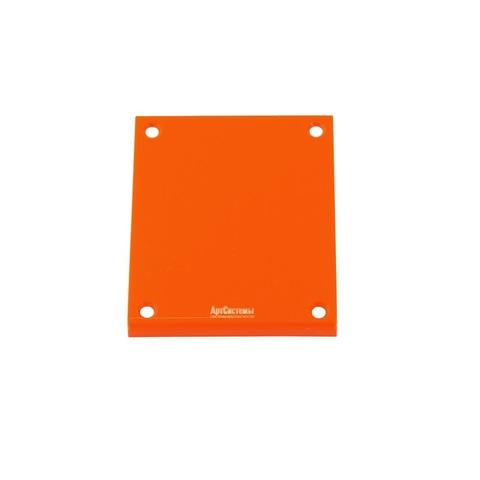 Монтажная пластина для стоики 135 х 168 АртСистемы