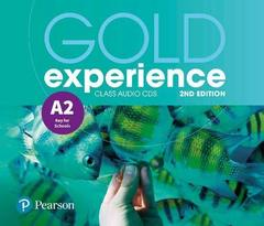 Gold Experience 2ed A2 Class CD
