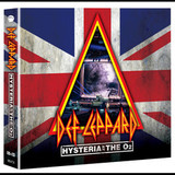 Def Leppard / Hysteria At The O2 (2CD+Blu-ray)