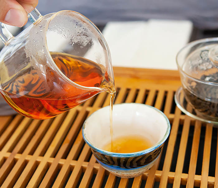 TEA-TAW101 Чай улун «ГАБА» Алишань (Тайвань, 50 гр) фото 12