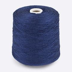 Чернильный с синим люрексом / 1314
