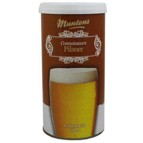 Солодовый экстракт Muntons Pilsner 1,8 кг.
