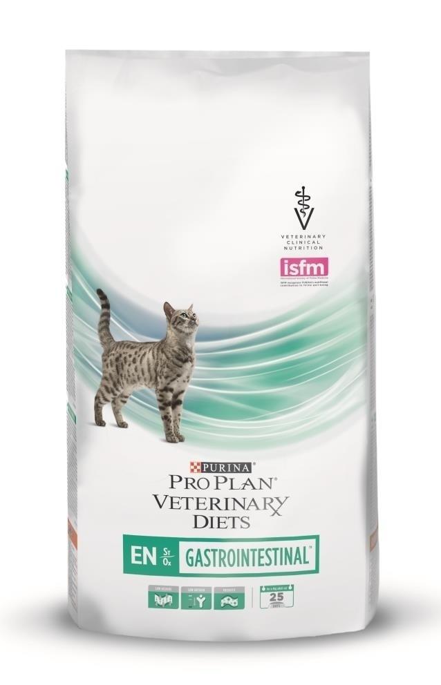 Сухой корм Сухой корм для кошек, Purina Pro Plan Veterinary Diets FELINE EN, с патологией ЖКТ 256057_1600x1600.jpg
