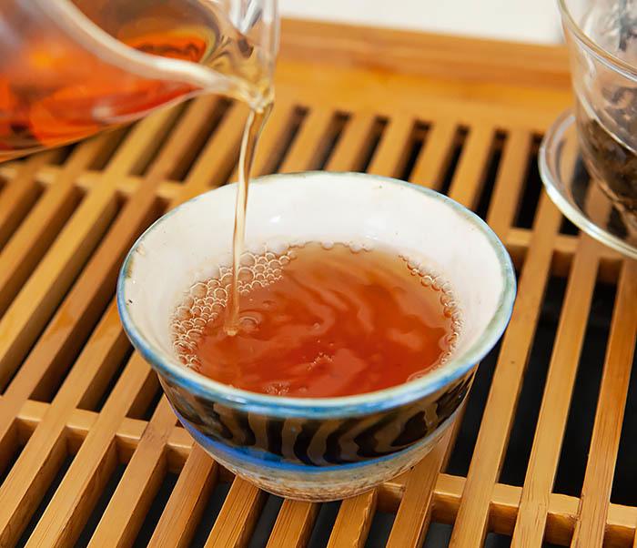 TEA-TAW101 Чай улун «ГАБА» Алишань (Тайвань, 50 гр) фото 13