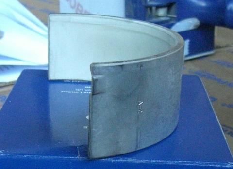 Вкладыши коренные коленчатого вала, комплект / BEARING KIT АРТ: 994-513
